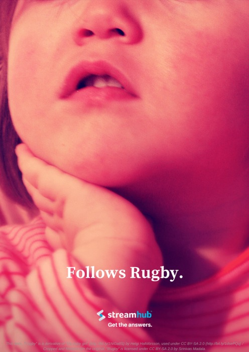 Follows Rugby
