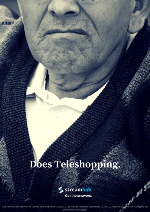 Does Teleshopping
